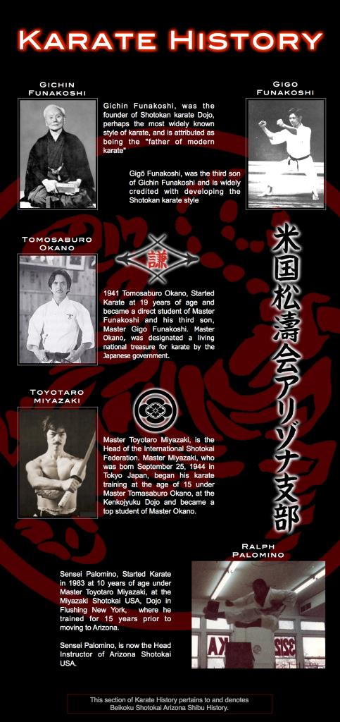 History Kenkujuku / Shotokai USA